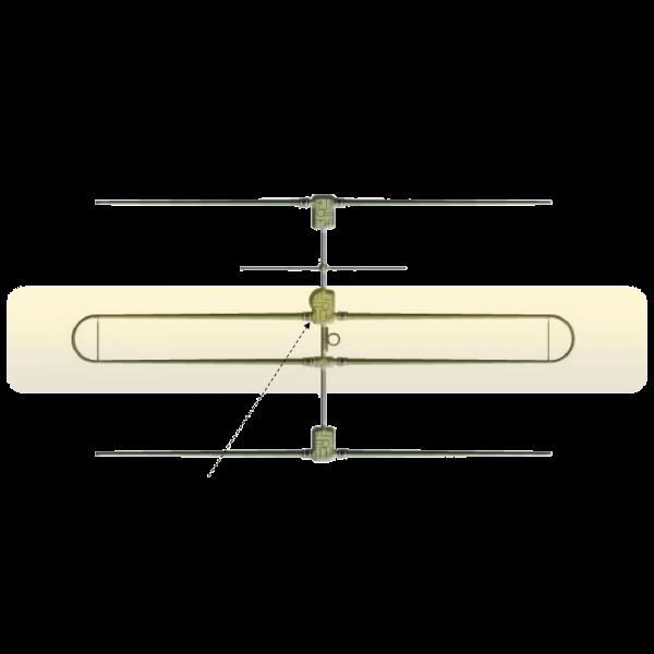 40/30 Dipole Retrofit 3 Element