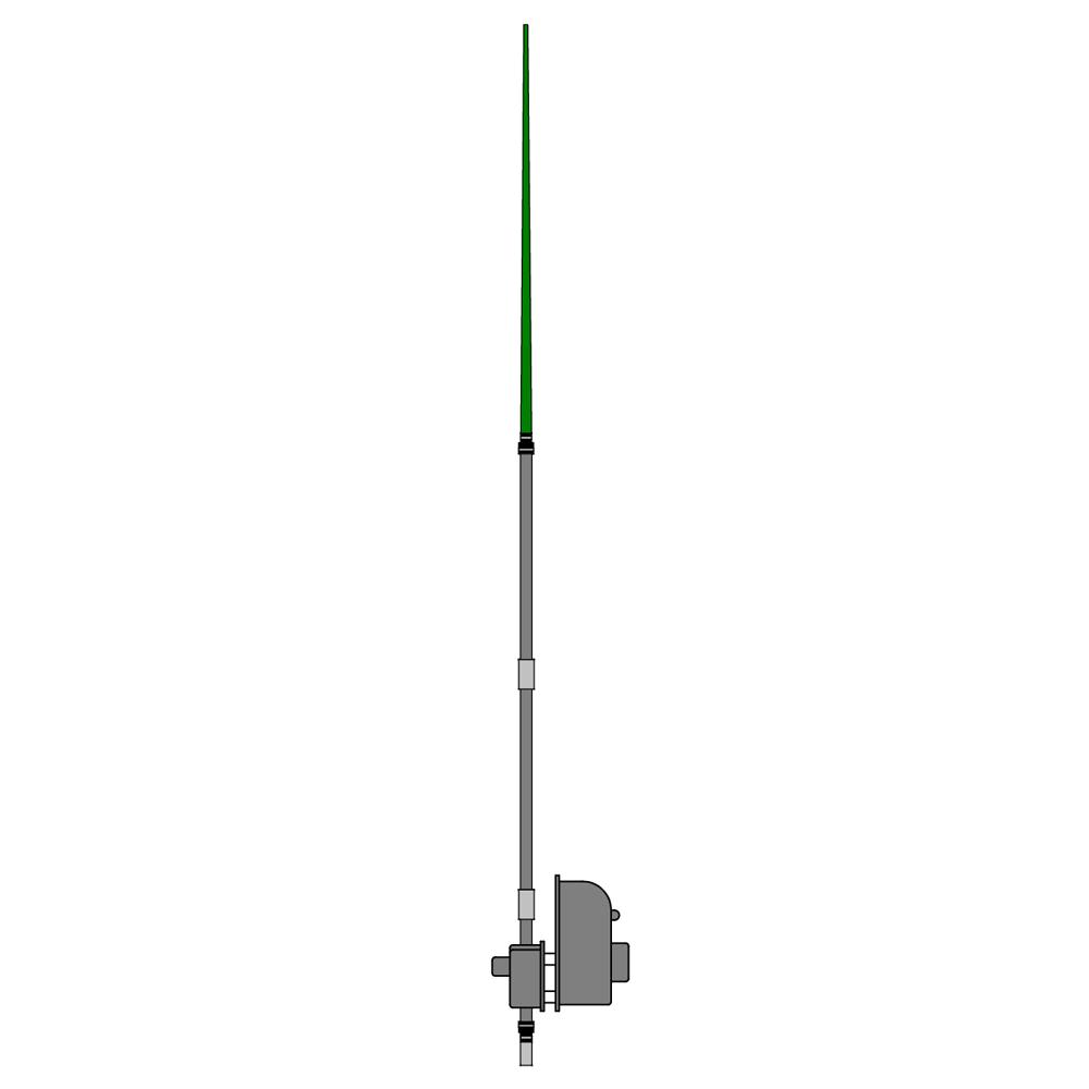 BigIR Mark IV Vertical Antenna, 40m-6m