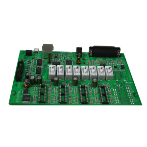 Remote driver board for SDA 100