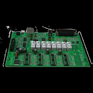 Remote driver board for SDA 100