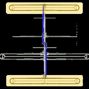 80m dipole DB42