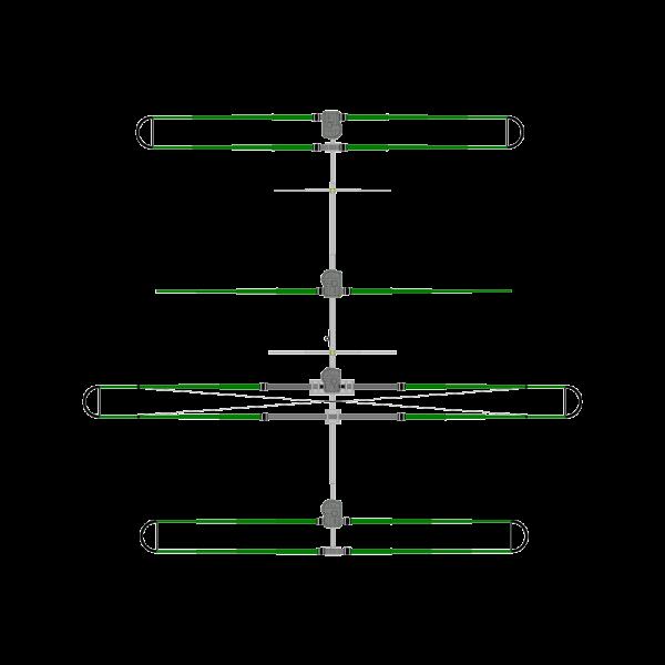 DB36 Yagi Antenna, 40m-6m