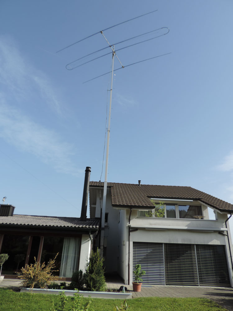3 Element Yagi with 40/30 Dipole