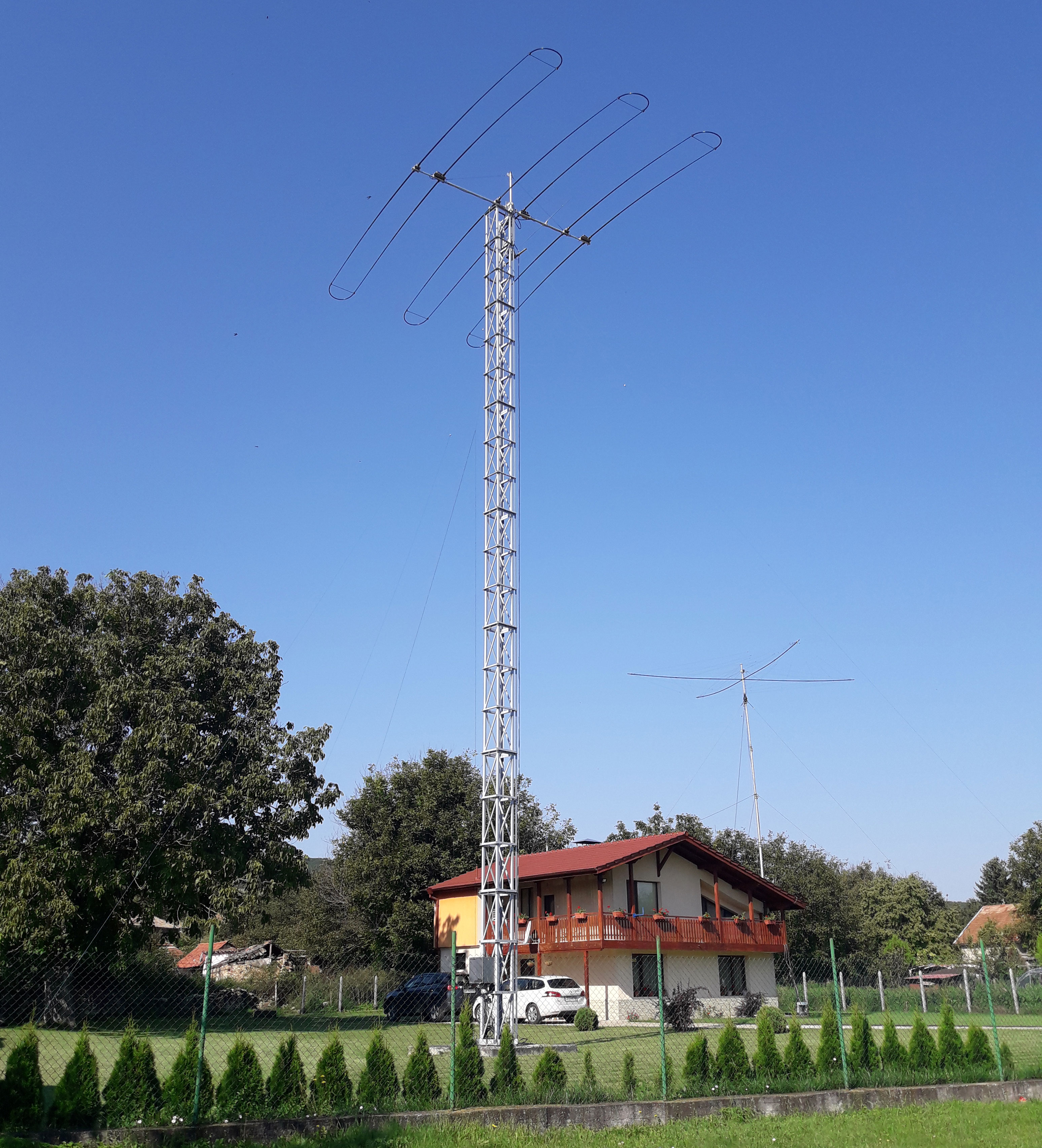 SteppIR DB18E Razgrad,Bulgaria LZ2BE